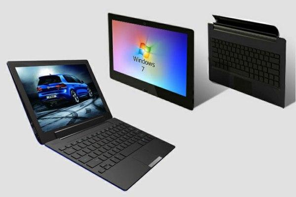 Гибридный планшетник-ультрабук-звонилка CZC Tech U116T с процессором Ivy Bridge