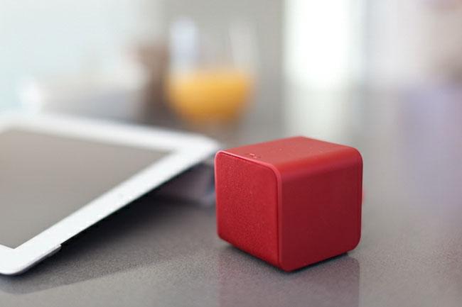 NuForce Cube: миниатюрный музыкальный центр для «почти аудиофилов»