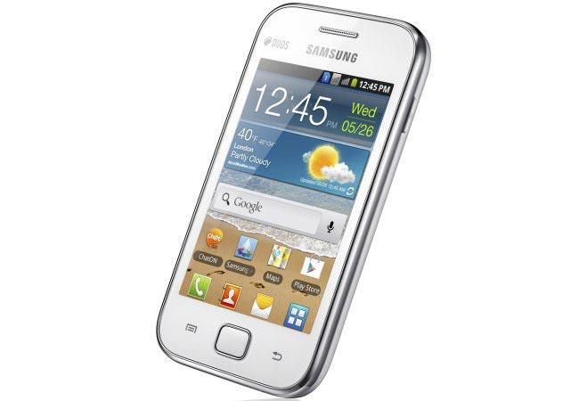 Смартфон Samsung Galaxy Ace Duos поступит в продажу в Европе уже в следующем месяце