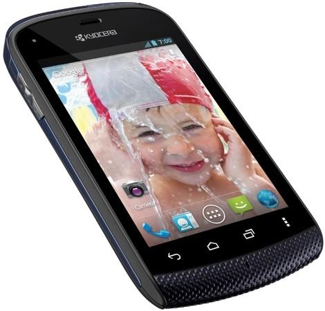 Доступный водонепроницаемый телефон Kyocera Hydro