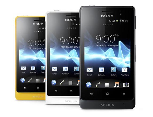 Sony Xperia Go – смартфон для активных людей