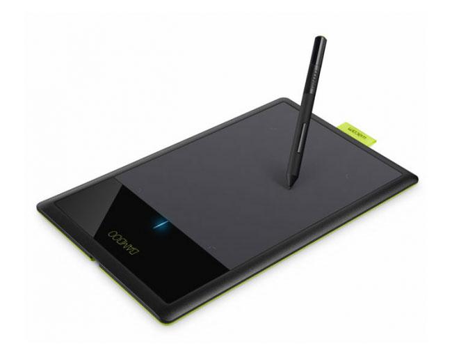 Bamboo Splash – новый графический планшет от Wacom