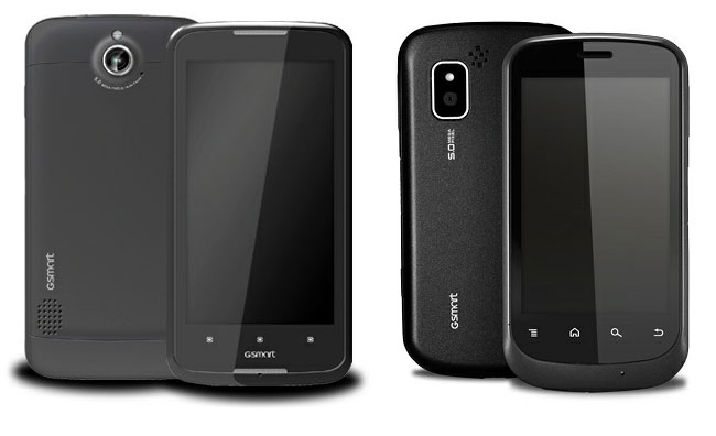 Gigabyte выпустит четыре смартфона под Android 4.0 с поддержкой Dual-SIM