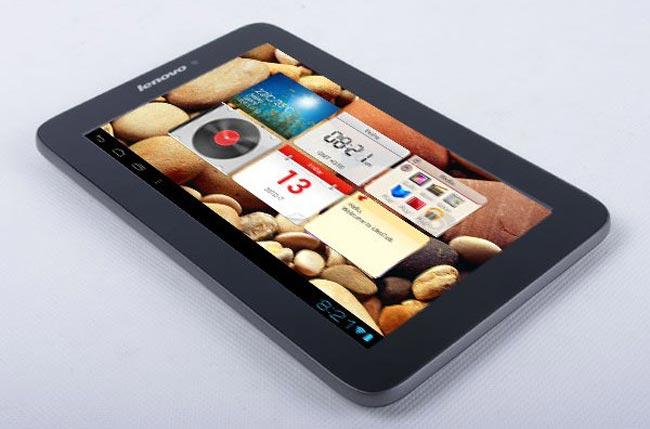 Lenovo LePad A2107 – планшетник с поддержкой двух SIM-карт