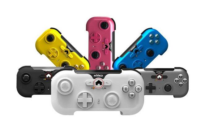 Nyko и Nvidia выпустят игровые контроллеры для Android-гаджетов