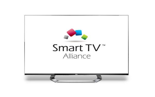 LG и TP Vision объявили о создании объединения «Smart TV Alliance»