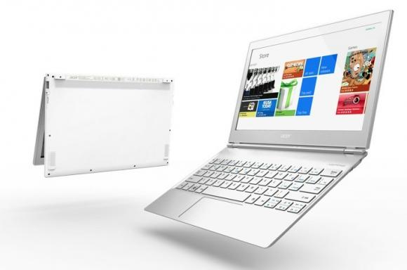 Aspire S7 – ультрабук с тачскрином от Acer