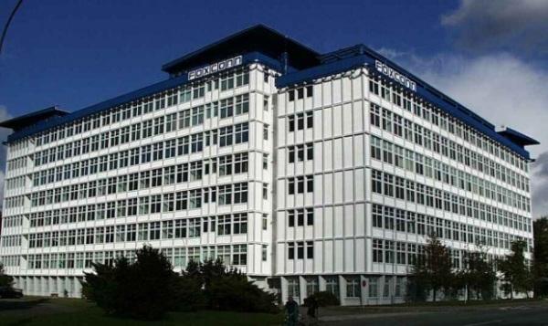 В 2014 году на заводах Foxconn будет работать миллион роботов
