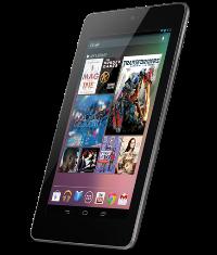 Планшетник Google Nexus 7 с ОС Android Jelly Bean представлен официально