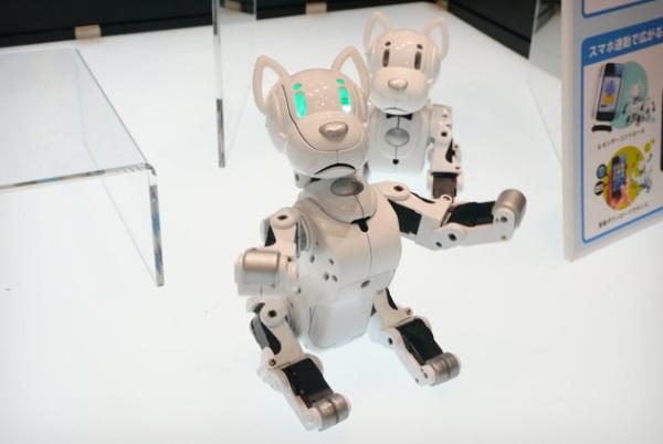 Собака-робот Omnibot I-SODOG от компании Takara Tomy