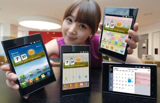 Смартфоны LG обзаведутся аналогом Siri