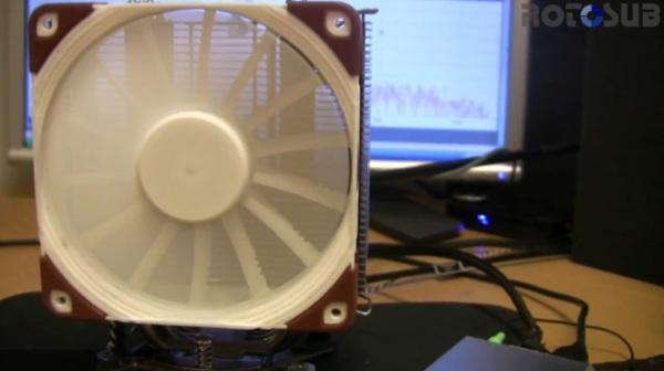 Noctua разработали кулер с системой шумоподавления