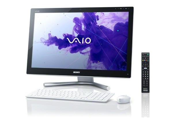 Гибридный ПК «все-в-одном»/телевизор Sony Vaio L с процессорами Ivy Bridge