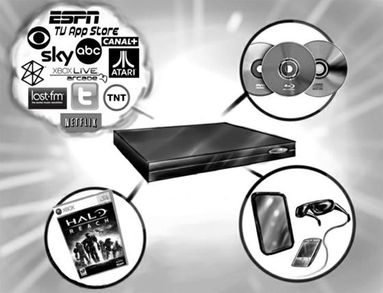 Microsoft готовят развлекательный центр Xbox 720 со встроенным Kinect 2 и очки дополненной реальности?
