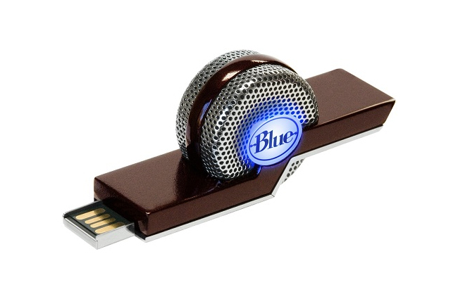 Blue Tiki – USB-микрофон для подавления шума