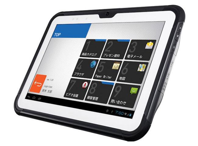 Casio V-T500 — планшетники для Чака Норриса