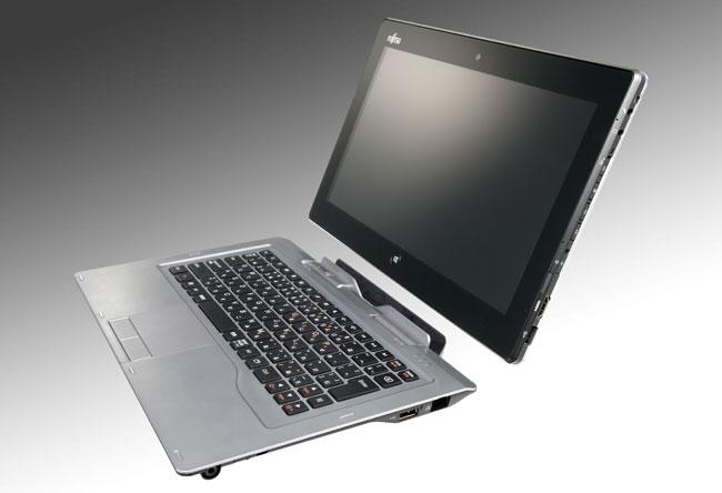 Анонсирован гибридный планшетник Fujitsu Q702