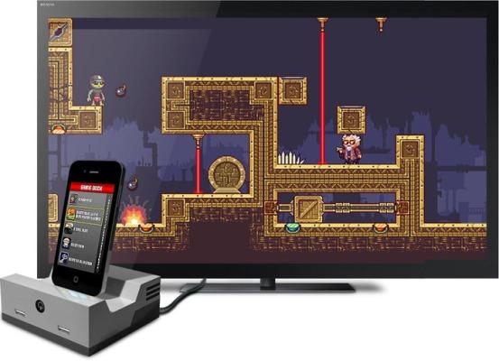 Gamedock сделает из iPhone, iPad или iPod консоль для ретроигр