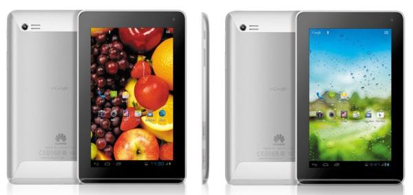 Huawei представили новый планшетник