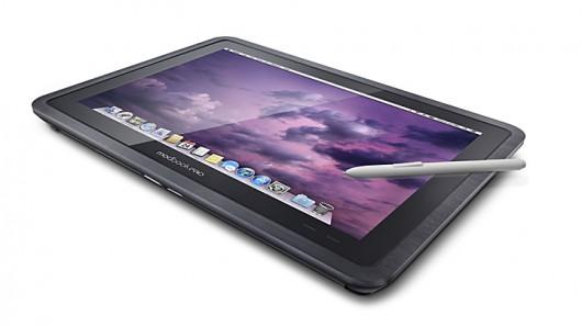 Modbook Pro – планшетник под Mac OS X Mountain Lion