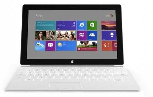 Microsoft Surface выйдет в продажу 26 октября