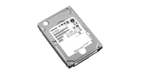 Toshiba выпустит 2,5-дюймовый SAS 2.0 HDD