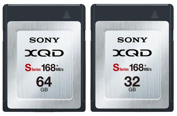 Sony выпускают новое поколение карт памяти XQD