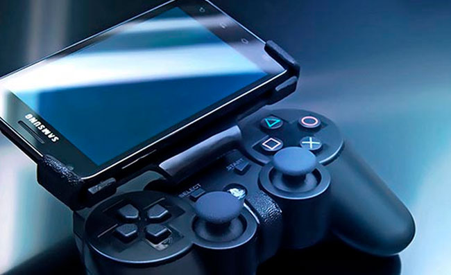Аксессуар GameKilp объединит смартфон и контроллер DualShock