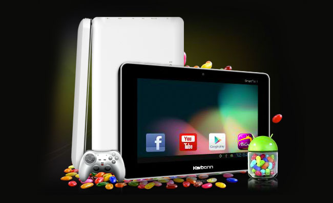 Karbonn Smart Tab 1 – планшетник под Jelly Bean за 125 долларов