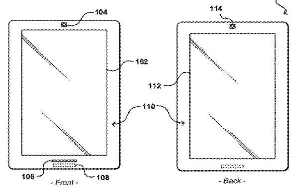 Amazon работают над планшетником-читалкой с двумя дисплеями