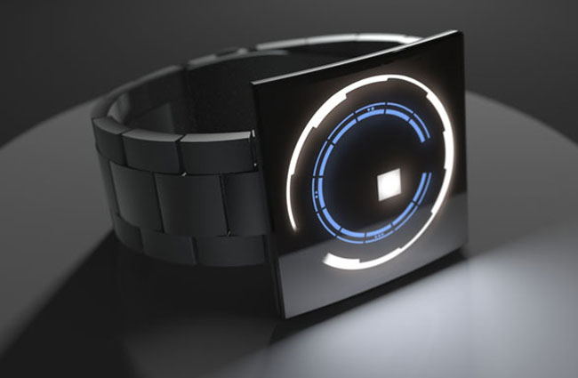 Научно-фантастические часы от Tokyo Flash