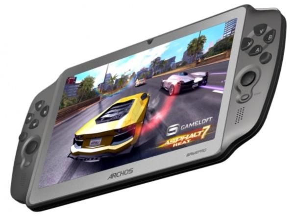 Игровой планшетник с геймпадом от Archos