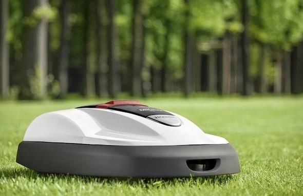 Робот-косилка Miimo от Honda