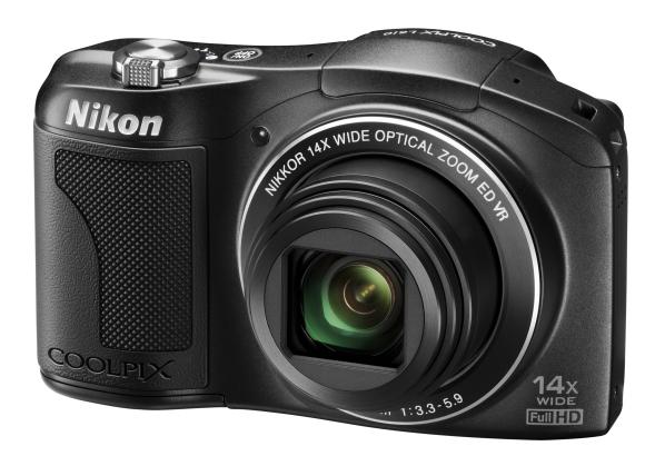 Доступный фотоаппарат Nikon Coolpix L610 с довольно неплохими  характеристиками