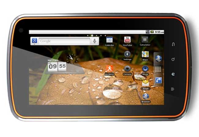 Усиленный планшетник R800 Outdoor Tablet с поддержкой 3G