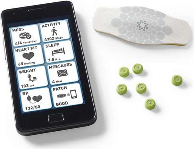 Комиссия FDA одобрила проглатываемый сенсор, связывающийся с приложением на смартфоне