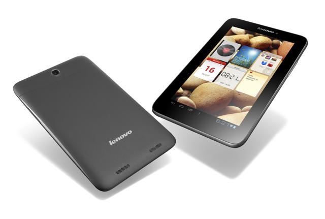 Новый планшетник от Lenovo — IdeaTab A2107