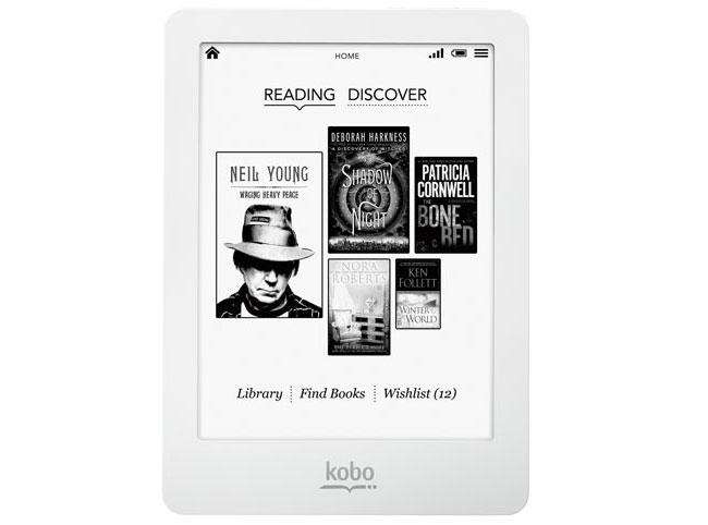 Анонсированы читалки Kobo Mini и Kobo Glo, а также планшетник Kobo Arc