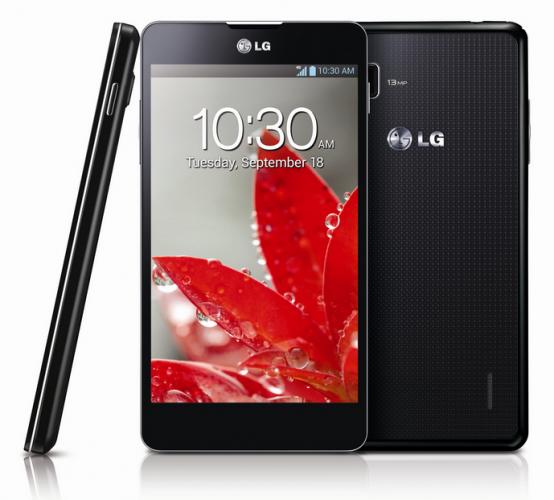LG анонсировали новый флагманский смартфон