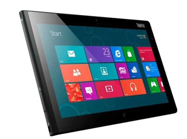 Продажи планшетника Lenovo ThinkPad 2 начнутся 26 октября