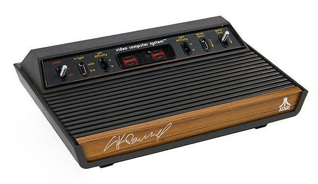 Современный ПК в корпусе классической Atari 2600