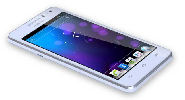 Huawei выпустит новый Andorid-смартфон Ascend G600