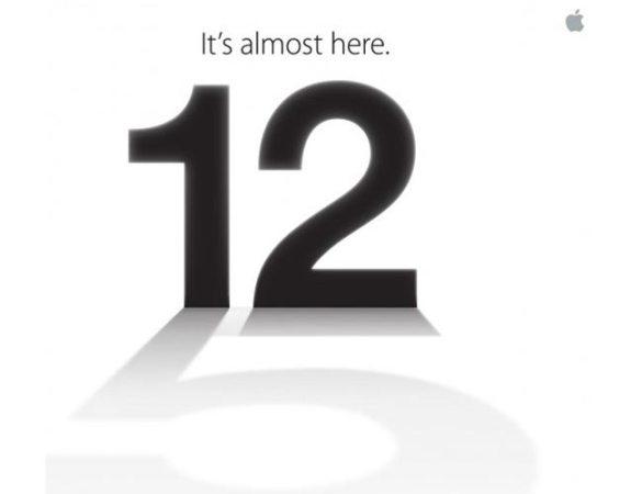 Новый iPhone покажут 12 сентября