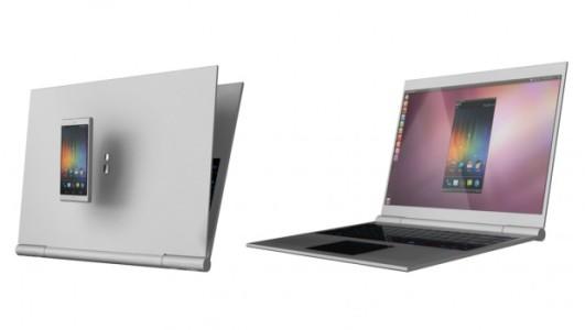 NexPhone – функциональность смартфона, планшетника, ноутбука и стационарного компьютера в одном гаджете
