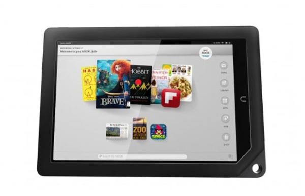 Barnes & Noble представили планшетники Nook HD и Nook HD+