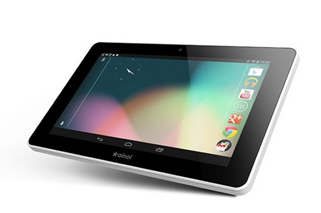 Ainol Novo 7 Crystal – бюджетный планшетник под Jelly Bean