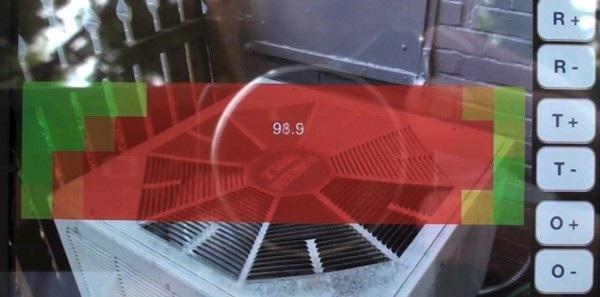 Тепловизор для смартфона за 0