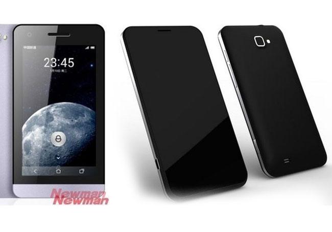 Newman N2 – смартфон с 4-ядерным процессором за 0