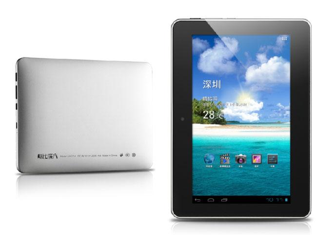 Cube U9GT4 – планшетник под Jelly Bean за 130 долларов