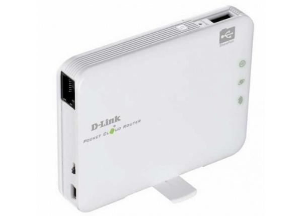 Портативный роутер DIR-506L от D-Link